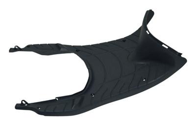 Treeplank Piaggio Zip zwart of antraciet