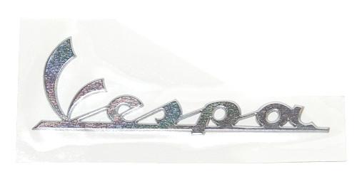 Sticker / Logo Vespa Zijscherm Origineel