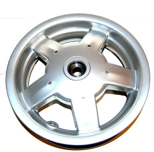 Achtervelg Vespa Lx / S Origineel zilver