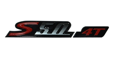 Sticker S50 4T Vespa S.