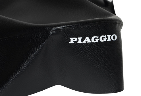 Buddydek Piaggio New Fly zwart