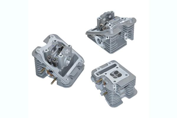 Cilinderkop Vespa / Piaggio 4-takt 4V nieuw type.