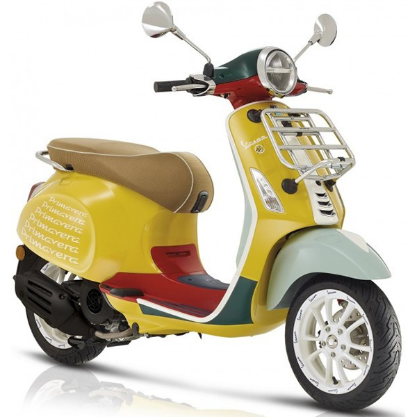 Vespa Primavera wotherspoon Euro-5