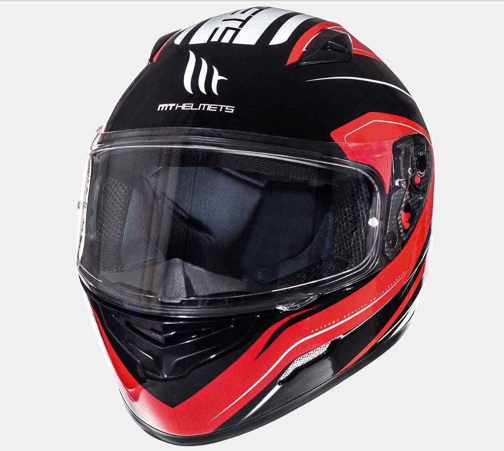 Helm MT Maker Rood. Diverse maten.