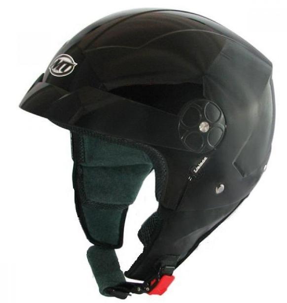 Helm MT Veloce Zwart. Diverse maten.