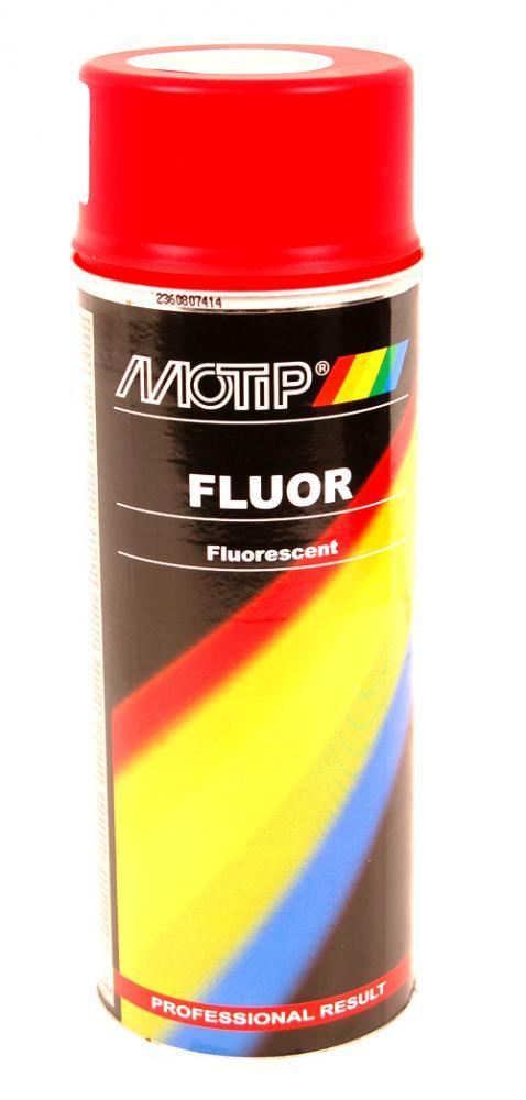 Spuitbus Motip Fluor diverse kleuren.
