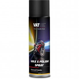 Spuitbus VAToil Wax & Polish Spray (500ml)