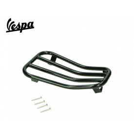 Vespa Primavera - Sprint Bagage rekje, bagagedrager treeplank zwart