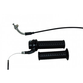 Gashendel + kabel Piaggio Zip 4-Takt