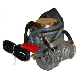 Carburateur Piaggio / Vespa 4-takt 2V 24mm Snel Dmp