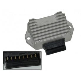 Spanningsregelaar DMP 8-polig  Piaggio / Vespa 2-takt
