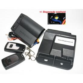 Begrenzer set + afstandsbediening Vespa & Piaggio Iget.