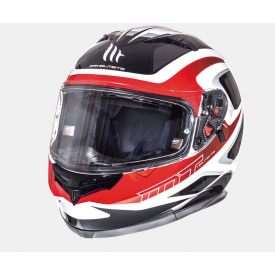 Helm Blade SV Morph rood/grijs/wit. Diverse maten.