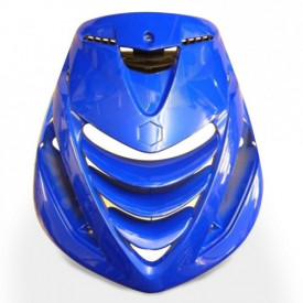 Voorscherm licht blauw Sp. Piaggio Zip. Imitatie.