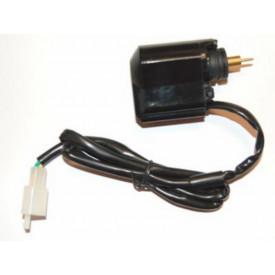 Elektrische Choke Piaggio / Vespa 2-takt rechthoekige stekker