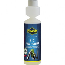 Putoline E10 Fuel Fighter. Brandstof optimaliseermiddel. 250ml