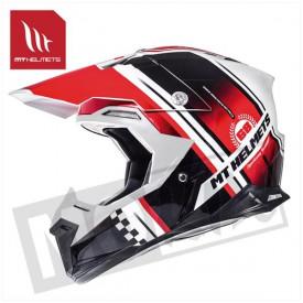 Helm Endurance Zwart/Rood