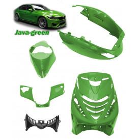 Kappenset Piaggio Zip SP Java Green
