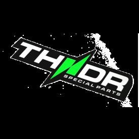 THNDR sticker logo 10cm