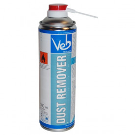 Lucht spuitbus 400mL, Veb Sealants
