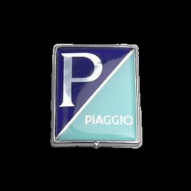Klik logo voorscherm Piaggio | Vespa. Origineel. 576464