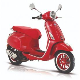 Vespa Primavera Red Edition Euro-5