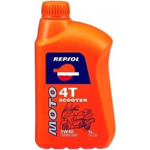 1 Liter Respol motorolie 5w40
