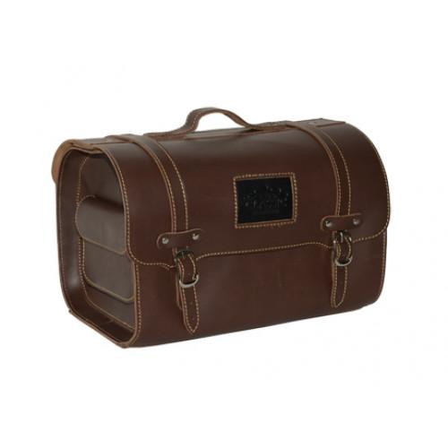 Koffer Leer universeel Vespa & Piaggio.