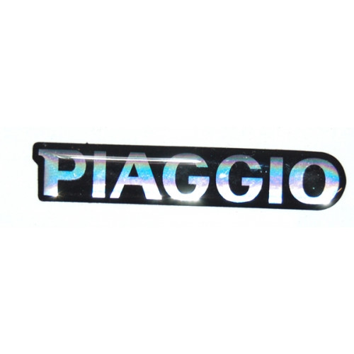 Sticker Piaggio voorscherm Zip