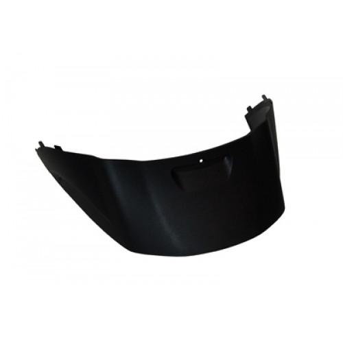 Bodyscherm onder Piaggio Zip zwart of antraciet