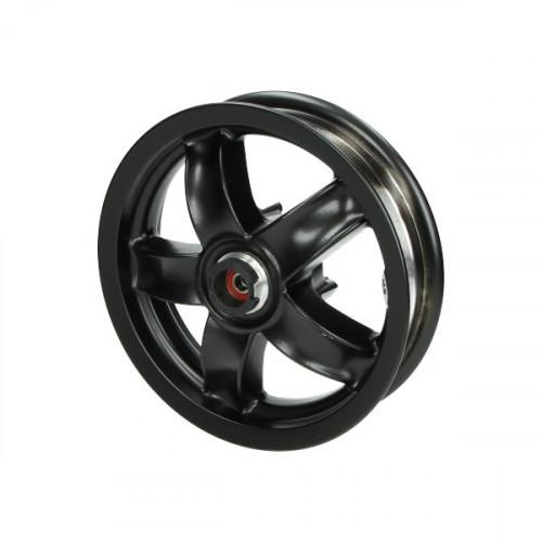 Voorvelg Piaggio Zip2000 Zwart origineel.