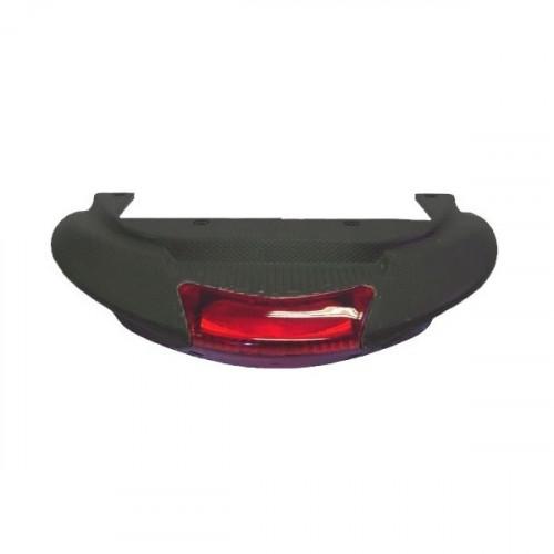 Achterspoiler + achterlicht unit origineel Piaggio Zip