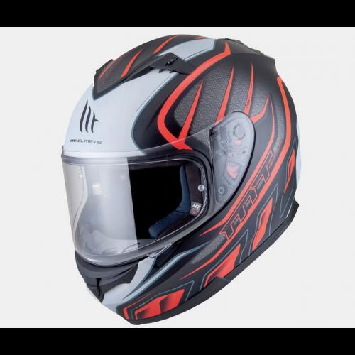 Helm Blade SV Zwart/oranje. Diverse maten.