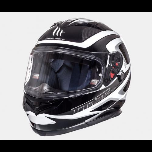 Helm Blade SV Morph zwart/grijs. Diverse maten.