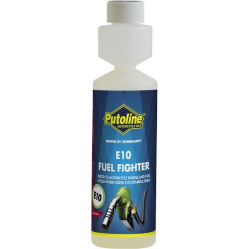 E10 fuel fighter minder klachten met benzine met bio-ethanon