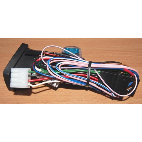 Alarmset Vespa Lx, S, Lxv, & Piaggio Zip origineel.