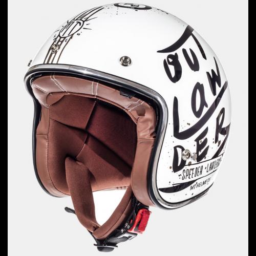 Helm MT Le Mans Outlander. Diverse Maten.