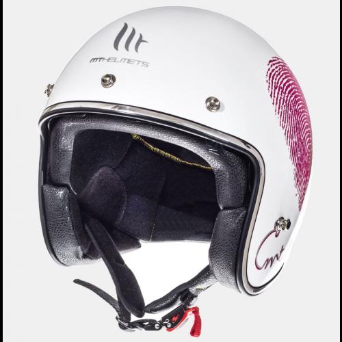 Helm MT Le Mans SV Love. Diverse Maten.