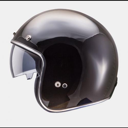 Helm MT Le Mans Zwart. Diverse Maten.