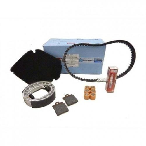 Onderhoud set Vespa Lx, S & Piaggio Zip 4-takt 2v