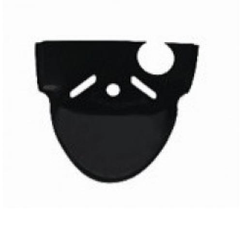 Underseat Piaggio Zip zwart.