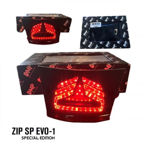 Achterlicht unit LED Sport-1 Smoke Piaggio ZIP SP.