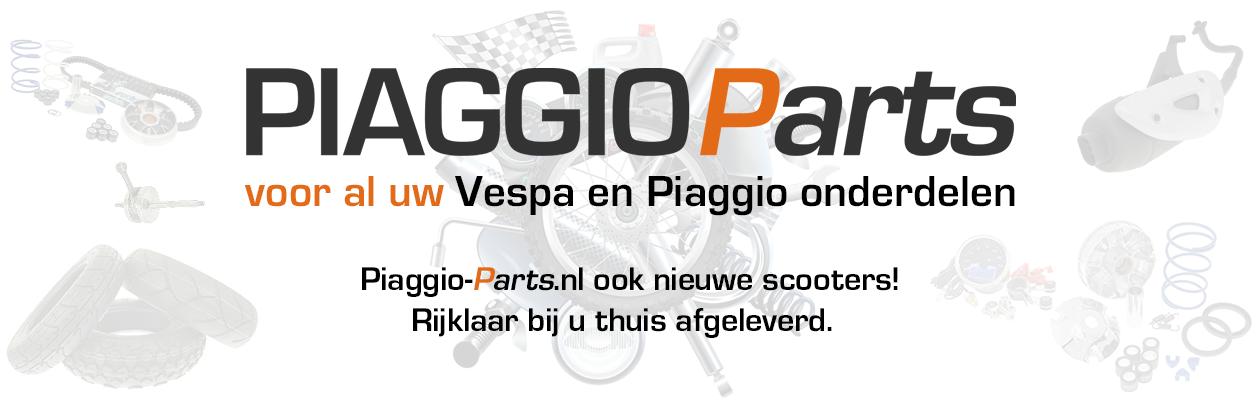 Piaggio Parts: Piaggio & Vespa onderdelen kopen